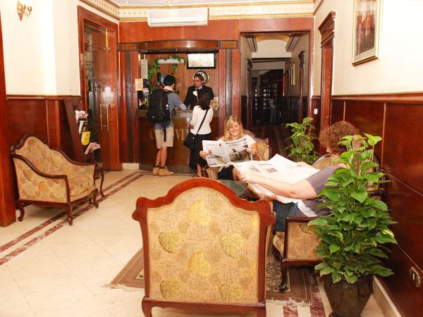 City View Hotel 3 Stars Cairo Egypt Budget Accommodation